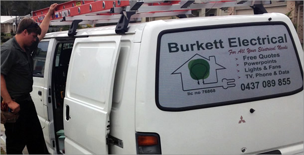 Burkett Electrical - Free Quotes, No Callout Fee!